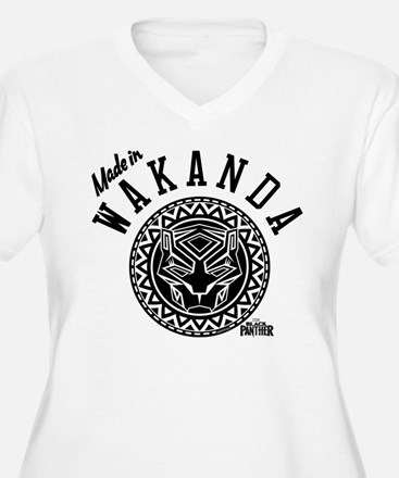 Black Panther Mad T-Shirt