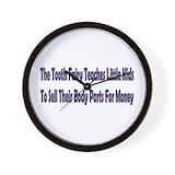 Dental dentist Wall Clocks