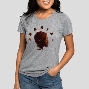 Black Panther Nakia Womens Tri-blend T-Shirt