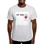 Tap Here MMA Light T-Shirt