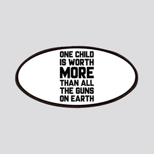 One Child Is Worth More Patches