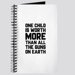 One Child Is Worth More Journal