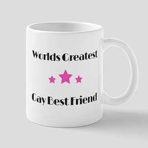 Worlds Greatest Gay Best Friend Mugs