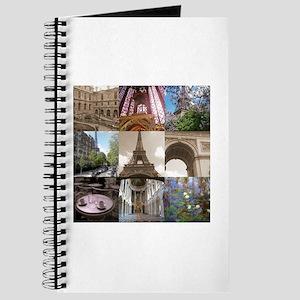 Paris Street Scene Journal