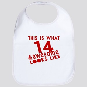 This Is What 14 And Awesome Look L Cotton Baby Bib