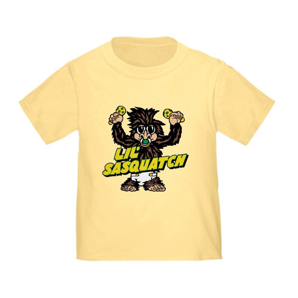 CafePress-Lil-Sasquatch-Toddler-T-Shirt-Toddler-T-Shirt-230560773 thumbnail 22