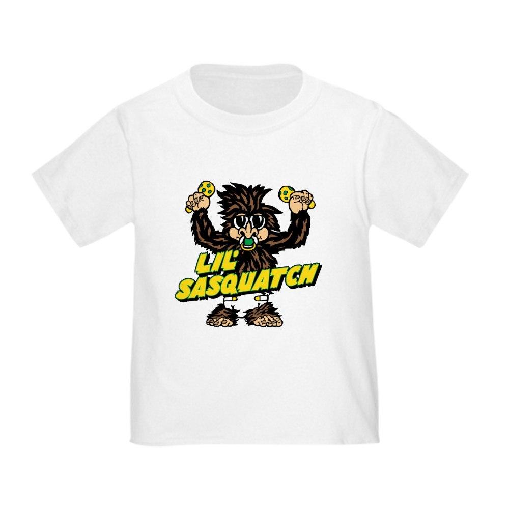 CafePress-Lil-Sasquatch-Toddler-T-Shirt-Toddler-T-Shirt-230560773 thumbnail 4