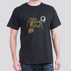 fokker DVII cartoon shirt