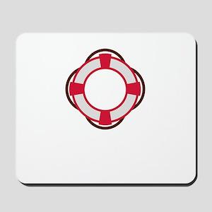 lifesaver Mousepad