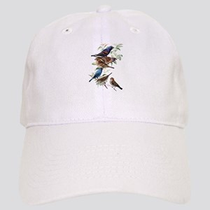 Blue Grosbeak Cap