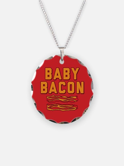 Baby Bacon Necklace