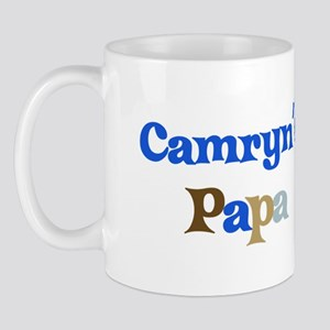 Camryn's Papa Mug