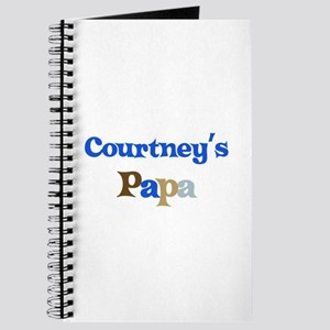Courtney's Papa Journal