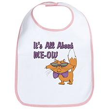 It's All About Me Cat Bib