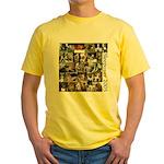Sleepover  Yellow T-Shirt