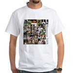 Sleepover White T-Shirt