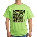 Sleepover  Green T-Shirt