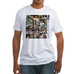 Sleepover  Fitted T-Shirt