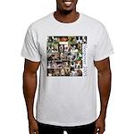 Sleepover  Ash Grey T-Shirt