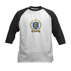 LAPOINTE Family Crest Kids Baseball Jersey