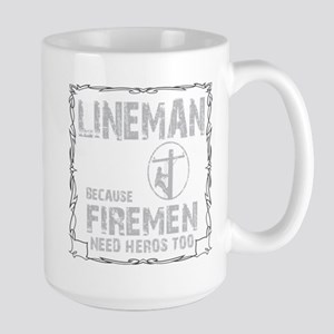 lineman because 1 Stainless Steel Travel Mugs