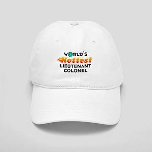 World's Hottest Lieut.. (C) Cap