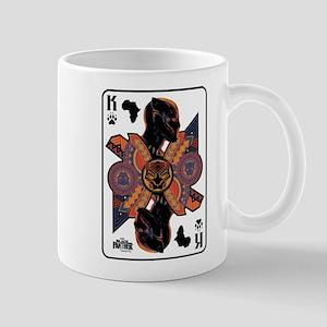 black panther king 11 oz Ceramic Mug