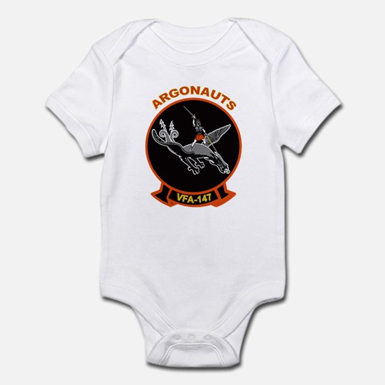 VFA 147 Argonauts Infant Bodysuit