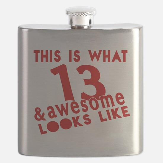 This Is What 13 And Awesome Look Like Flask