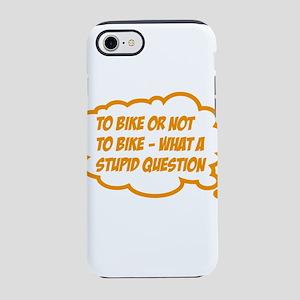 motorbike iPhone 8/7 Tough Case