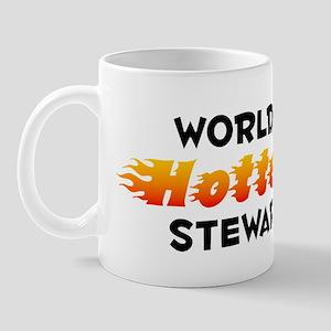 World's Hottest Steward (B) Mug