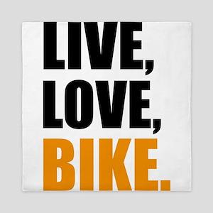 bike Queen Duvet