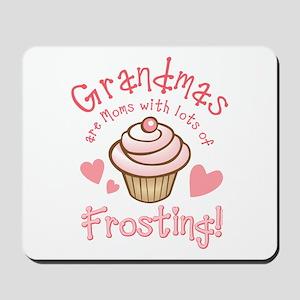 Grandmas Frosting Mousepad