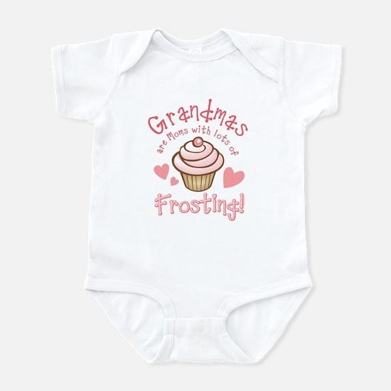 Grandmas Frosting Infant Bodysuit