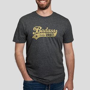 Badass Since 1997 Women's Dark T-Shirt