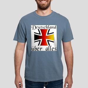 Deutschland uber alles Ash Grey T-Shirt