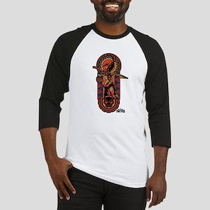 Black Panther Nakia Okoye Baseball Tee