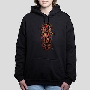 Black Panther Nakia Okoy Women's Hooded Sweatshirt