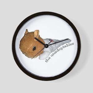 Unadoptables 8 Wall Clock