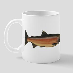 Coho Salmon Mug