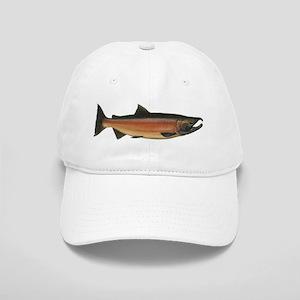 Coho Salmon Cap