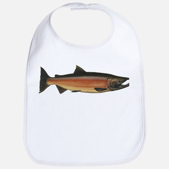 Coho Salmon Bib