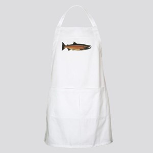 Coho Salmon BBQ Apron