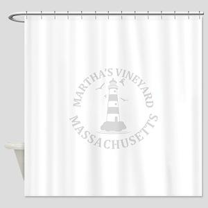 Summer Martha's Vineyard- Massachus Shower Curtain