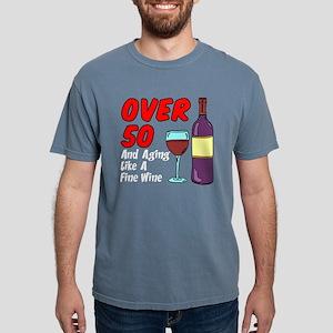 Over 50 Fine Wine T-Shirt