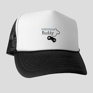 Daddy's Gaming Buddy Trucker Hat