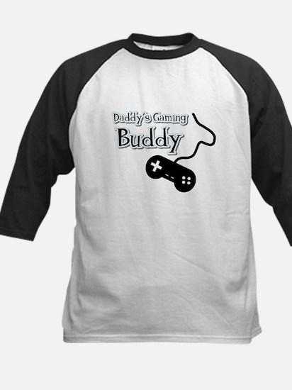 Daddy's Gaming Buddy Kids Baseball Jersey