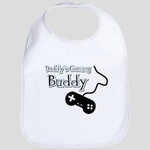 Daddy's Gaming Buddy Bib