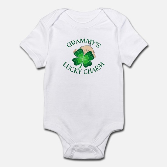 Grammy's Lucky Charm Infant Bodysuit
