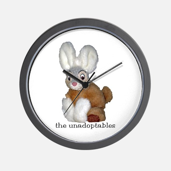 Unadoptables 9 Wall Clock